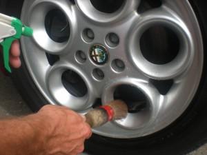 cleancar - Felgenreinigung