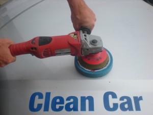 Cleancar - Polieren