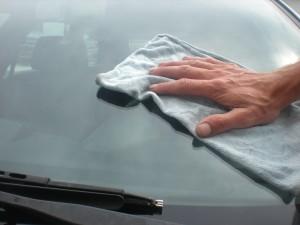 cleancar saubere Autoscheiben